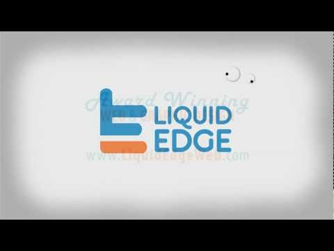 Liquid Edge - Award Winning Web & Graphic Design Studio