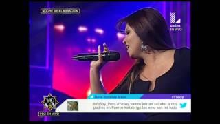 Myriam Hernández de Yo soy sorprendió a todos con su presentación