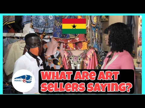 Interview with Art Sellers | Listen to what they have to say