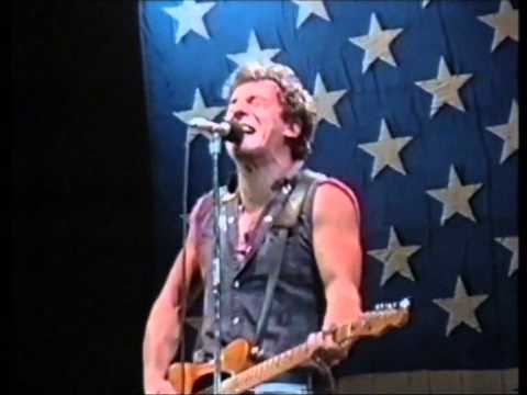 Bruce Springsteen 'BORN IN THE USA' live 1985