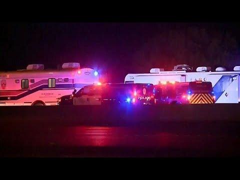 يشتبه بتورطه في سلسلة تفجيرات.. رجل يفجّر نفسه في تكساس أثناء قيام الشرطة بتعقبه…  - نشر قبل 3 ساعة