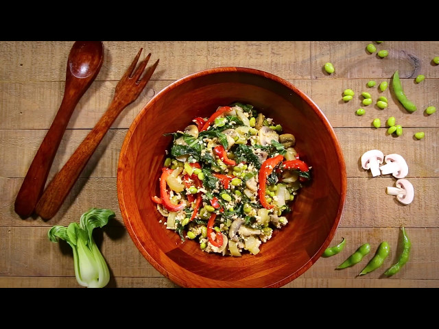 Super Veggie Stir-Fry