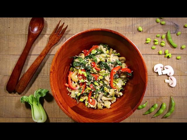 Super Veggie Stir-Fry