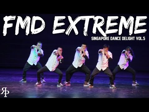 Fmd Extreme Wallpaper Fmd Extreme | Singapore Dance