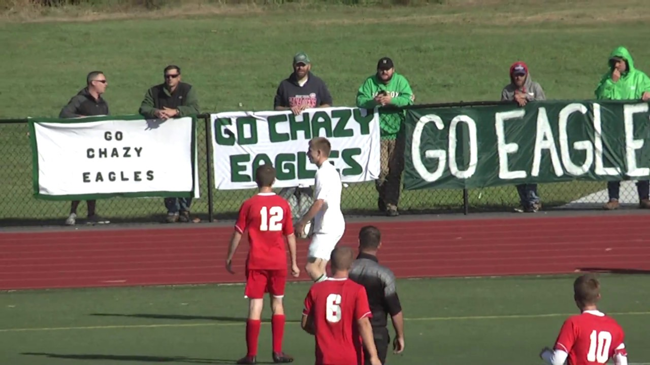 Chazy - Willsboro Boys D-Final  10-28-17