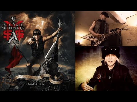 New interview w/ Michael Schenker posted they talk new MSG album Immortal and more!