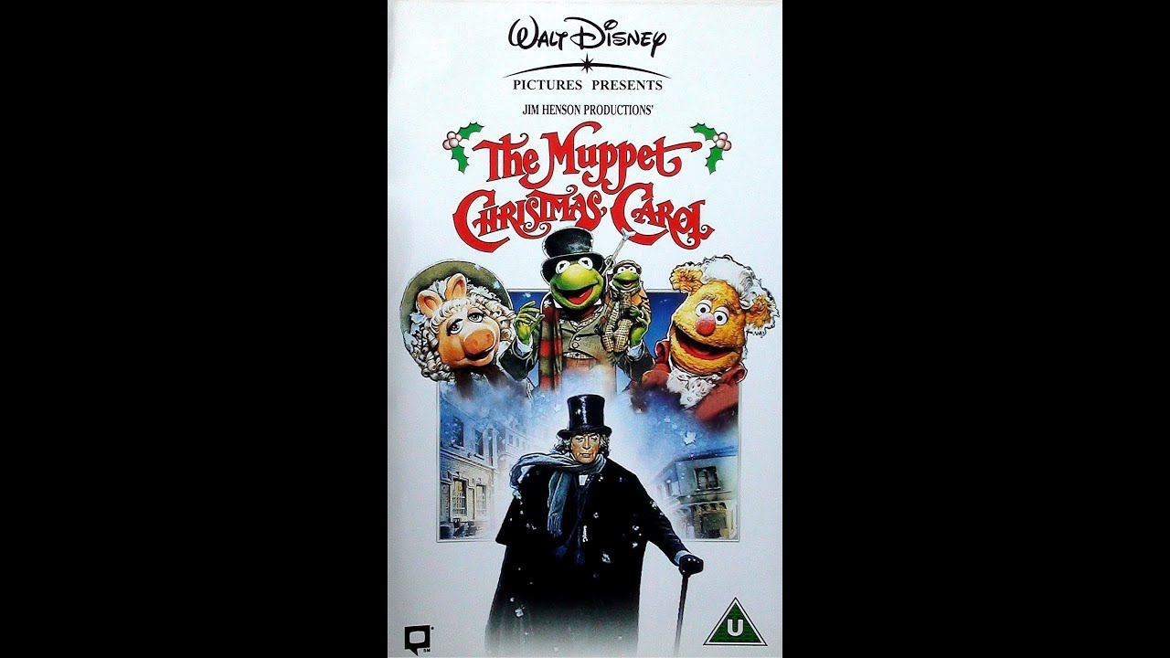 digitized opening to the muppet christmas carol vhs uk youtube - Muppets Christmas Carol Youtube