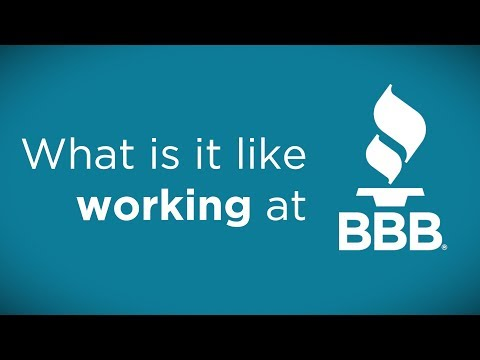 What Is It Like Working at BBB?