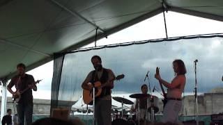 O'Death at Newport Folk Festival 2010--Adelita