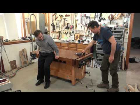 Jack Bench: The Adjustable Height Work Bench with Scott Grove from imagineGrove.com