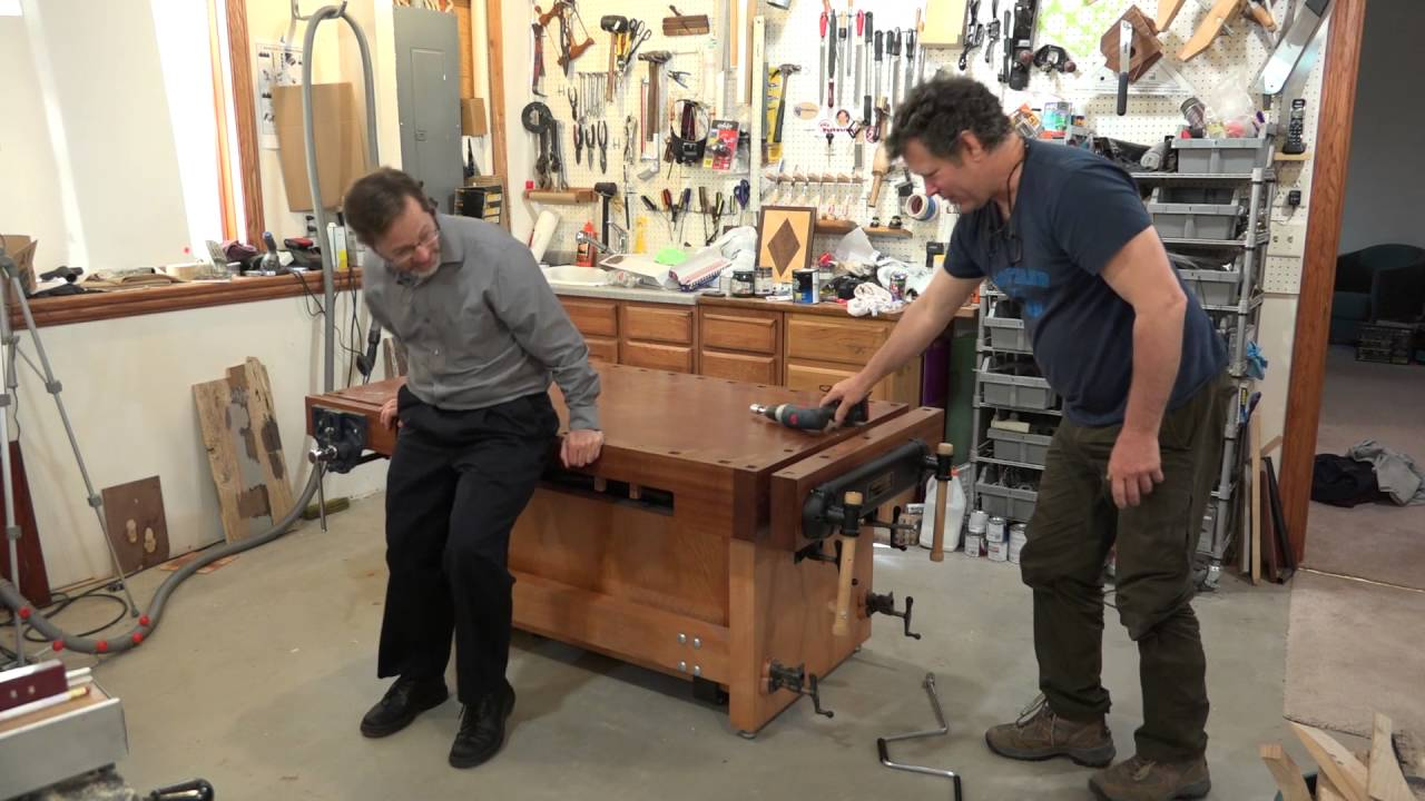 Jack Bench The Adjustable Height Work Bench With Scott
