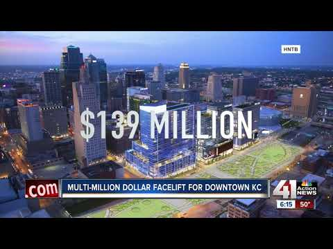 Group pitching $139M park for downtown KC