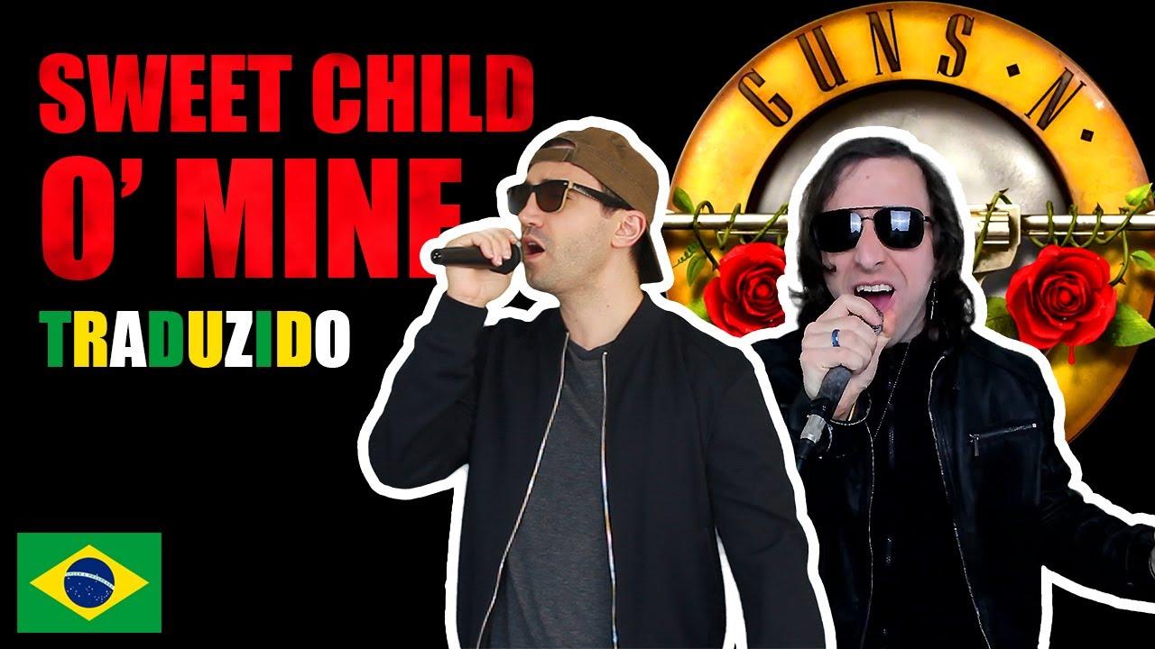 Cantando Sweet Child O' Mine - Guns N' Roses em Português (ft. Matheus Lynar)