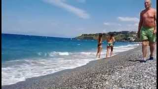 Солнце, море, скалейский пляж! Sole, mare, spiaggia di Scalea!