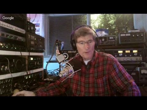 The Old Tube Radio Network LIVE January 20, 2018