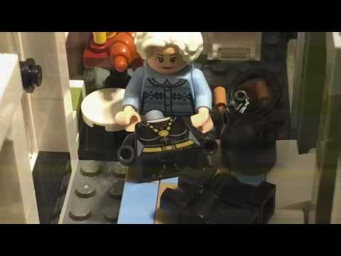 One Last Try - Lego Brick Film. See What Happens When Catwoman Tries to Catch Batman