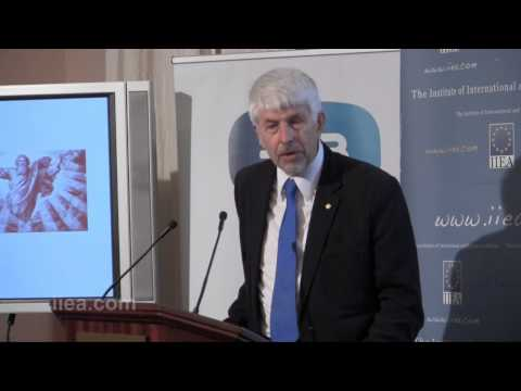 Dr  Robert Gifford - The Psychology of Climate Action and Inaction - 16 Oct 2013