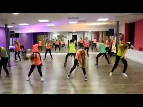 "LE LOFT 5: STREET DANCE ENFANTS interm. by SEV* Fly Project ""TOCA TOCA"" (Nov. 2014)"