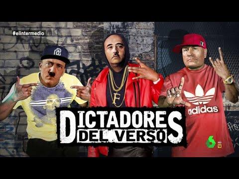 El Intermedio desvela la 'crew' 'Los dictadores del verso', con Franco, Hitler y Mussolini