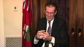 What's on Brian Pallister's iPod?