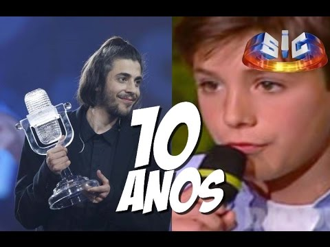 Salvador Sobral | 10 ANOS | Canta Rui Veloso | SIC Bravo Bravissimo
