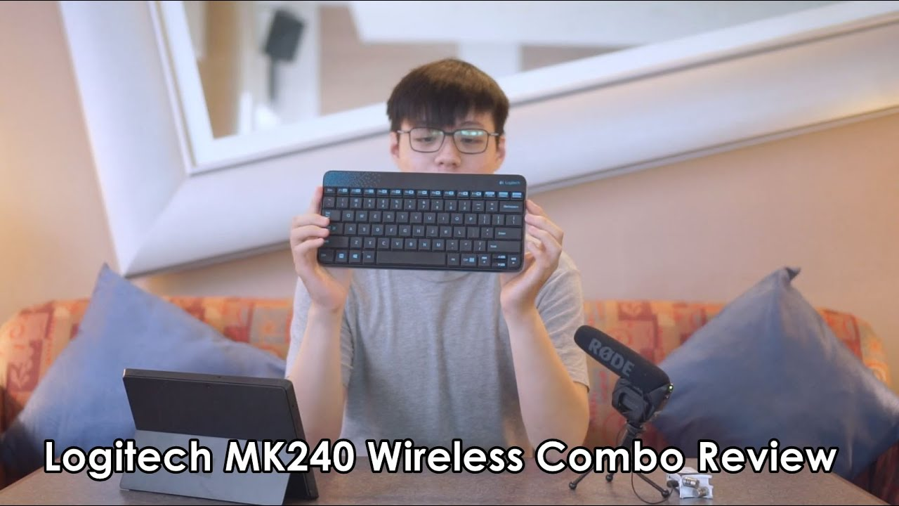 Logitech MK240 Wireless Combo Review