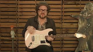 Fender American Original 60's Stratocaster demo at The Guitar Store