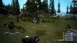 Final Fantasy XV Demo: Giant Bomb Unfinished 03/17/2015