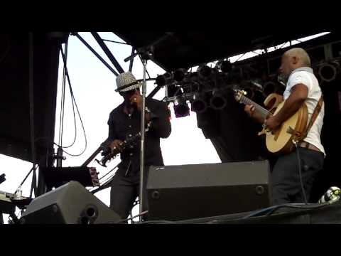 Elan Trotman and Jonathan Butler perform Tradewinds Live at the San Diego Jazz Festival