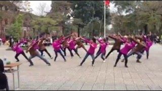 [ HUẾ ] THPT HAI BÀ TRƯNG -  12B7 - FLASHMOB | Bắc Kim Thang