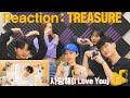 Treasure ' I LOVE YOU' MV Reaction | Korean Reaction | 뮤비리액션 | 트레저 '사랑해' | U-Connection