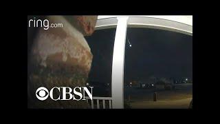 Meteor streaks through sky over St. Louis