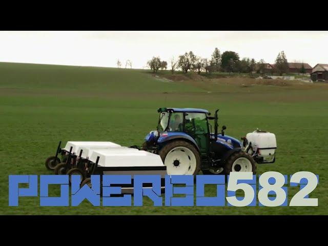 Connaissez-vous la nouvelle technique de l'hydroseeding ? PowerBoost N°582 (14/05/2021)