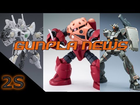 HGBF Reversible Gundam, Amazing Z'Gok, and More! | Gunpla News July 2017 ep. 3