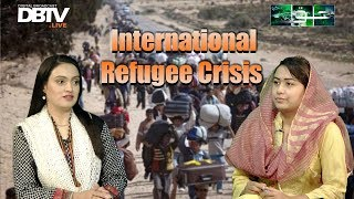 Worldwide refugee crisis - HAQ