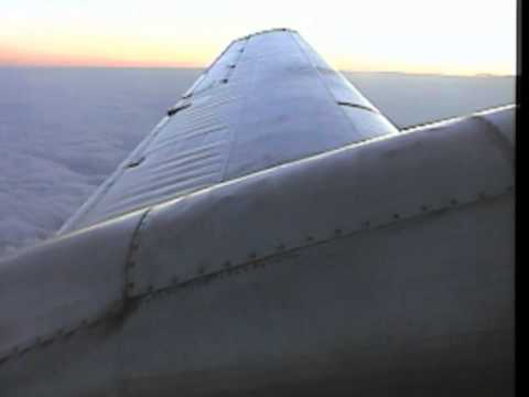 THE SIGHT & THE SOUND 10/19 : Era Aviation CV-580 N569JA inflight documentary from Kodiak to ANC