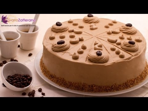 Coffee And Wulnut Cake
