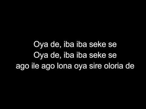 Oya De Awo Fa'gbemiro
