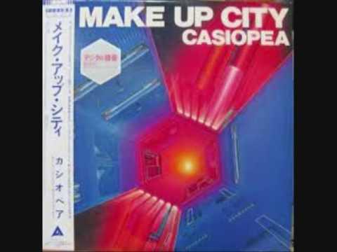 Casiopea - Make up city (full album)