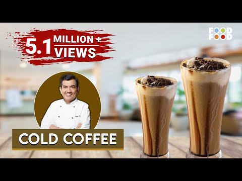 Sanjeev Kapoor Kitchen | Cold Cofee | Master Chef Sanjeev Kapoor