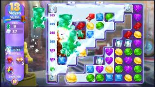 Wonka's World of Candy Level 209 - NO BOOSTERS + FULL STORY ???? | SKILLGAMING ✔️