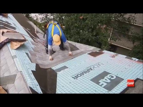 """""""Roof Installation: How To Shingle a Valley (HD)""""by RoofRepair101"""