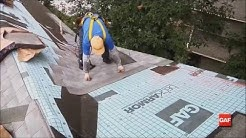 """Roof Installation:How To Shingle a Valley (HD)""by RoofRepair101"