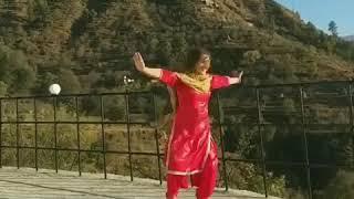 Punjabi Dance at Hill view top