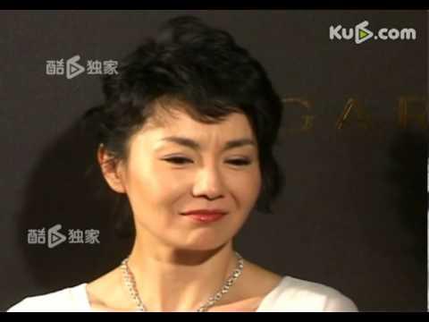 张曼玉无意龙年成婚 透露与男友感情稳定