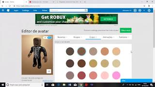 How to create a skeleton avatar in Roblox Pro Halloween