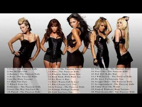 The Pussycat Dolls - Greatest Hits - The Best Songs Of The Pussycat Dolls