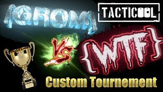 Gambar cover Tacticool: WTF Vs GROM Custom Tournament