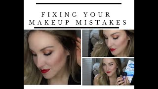 Makeup Tutorial for Beginners | How to Fix Common Makeup Mistakes