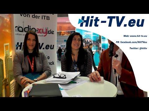 ITB 2017 Interview - Claudia Gonzalez Farjas und Anne Christin Schlegel - Chile